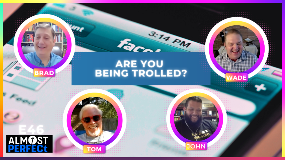 Are you being trolled? Episode cover